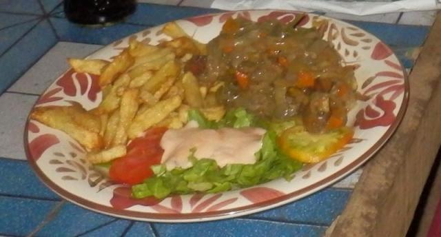 Chicken-Yassa