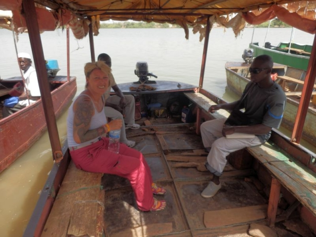Bootstour auf dem Gambia River