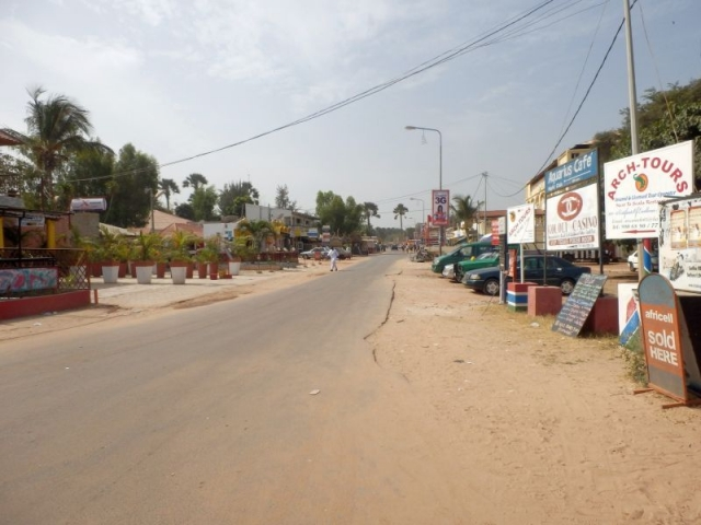 Serekunda Strip