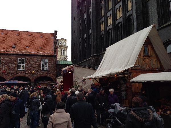 Zentraler Weihnachtsmarkt