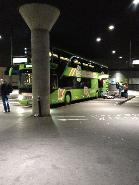 Busbahnhof Berlin