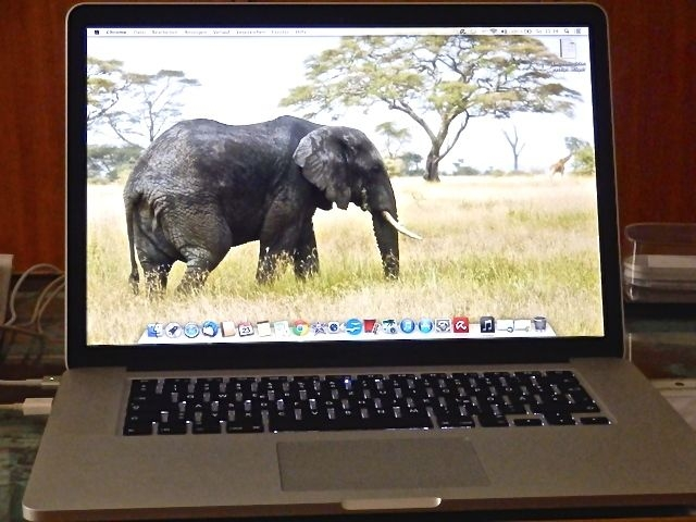 Apple MacBook Pro Retina 15 Zoll