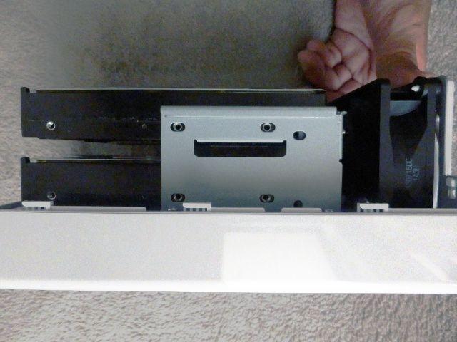 Synology NAS mit zwei Festplatten