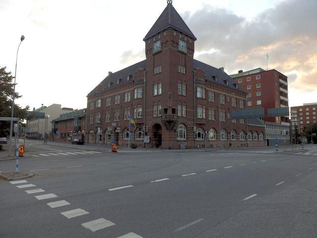 Touristinformation in Trelleborg
