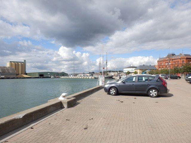 Ystad Hafen
