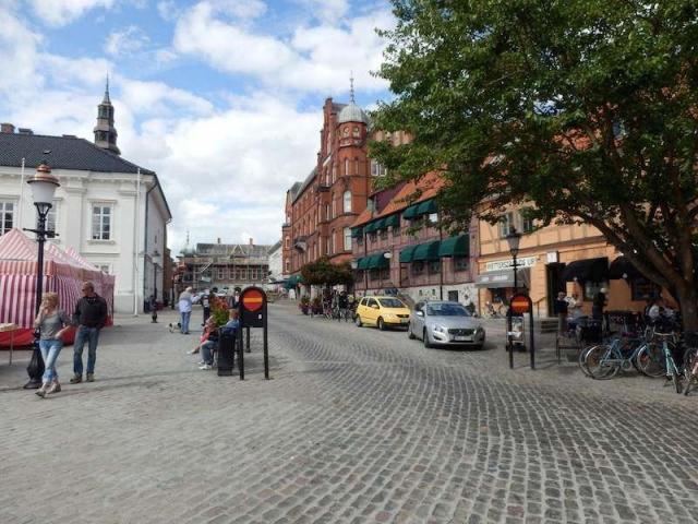 Marktplatz in Ystad