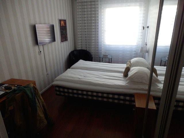Zimmer im Best Western Hansa Hotel