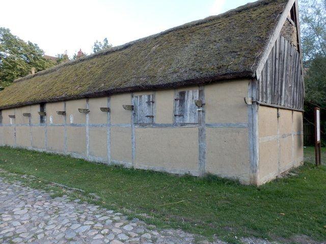 Wikingerburg in Trelleborg