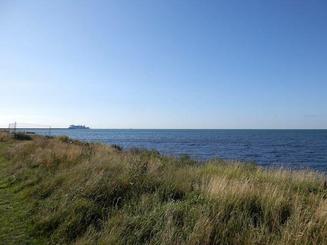 ruhiges Plätzchen am Meer in Trelleborg