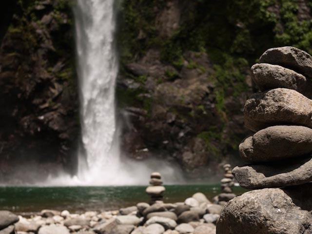 Banaue Batad Wasserfall