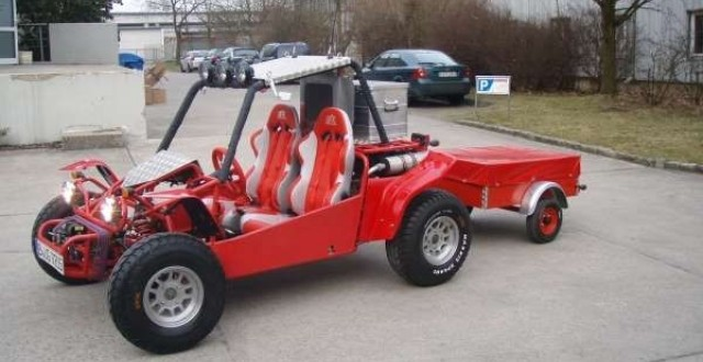 Buggy Kinroad 650