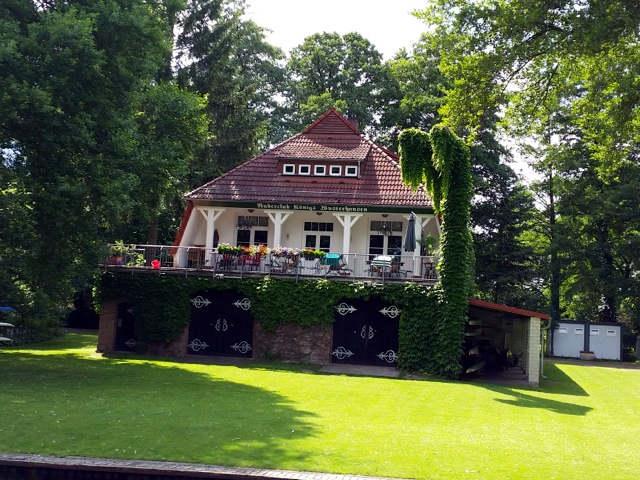 Ruderclub an der Dahme-Wasserstraße