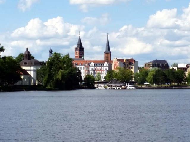 Blick auf die Altstadt Köpenick