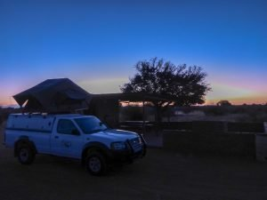 Abendstimmung-Kalahari-Anib-Lodge