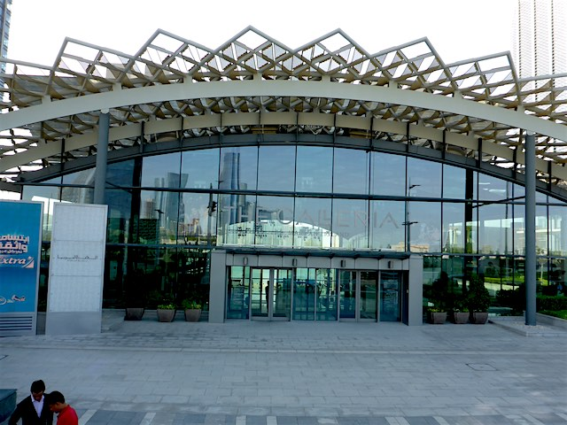 Abu-Dhabi-Galleria & Rose Wood