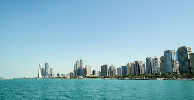 Abu-Dhabi-Skyline