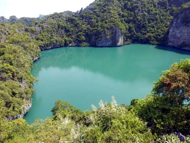 Ang-Thong-Nationalpark-Emerald-Lake-13