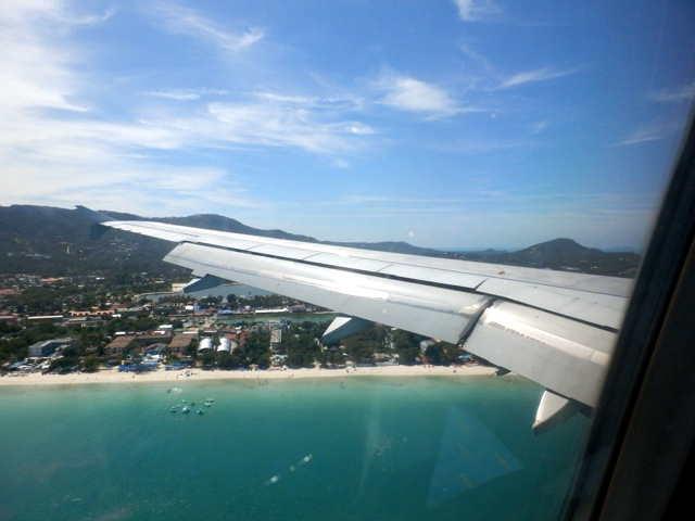 Anreise-Koh-Phangan-Bangkok-Airways-14