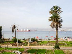 Aqaba-Strandpromenade