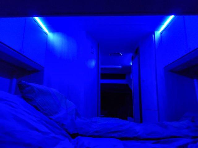 Auszeitenbus Clever Celebration Licht blau