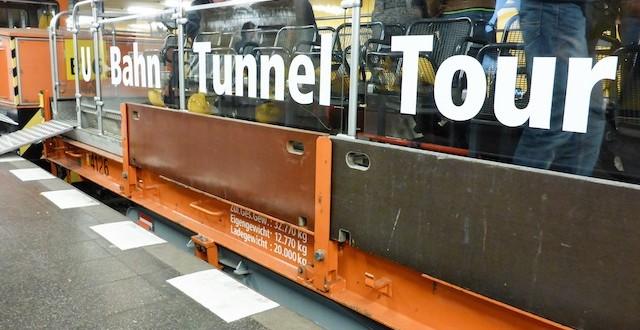 U Bahn Cabrio Tour Durch Den Berliner Untergrund