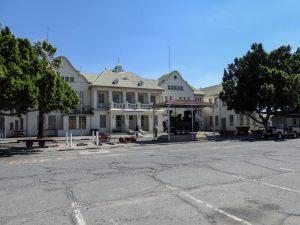 Bahnhof-Windhoek