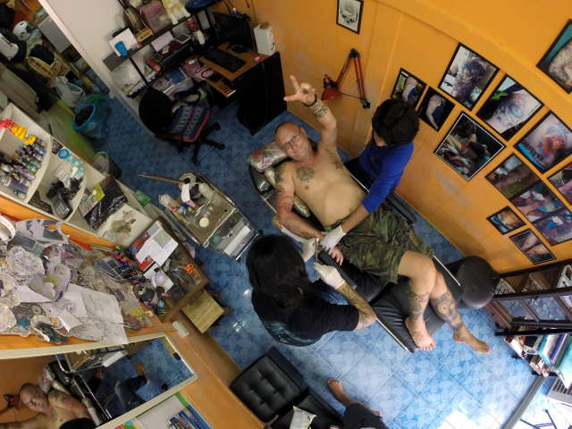 Bamboo Tattoo und Andere - cover