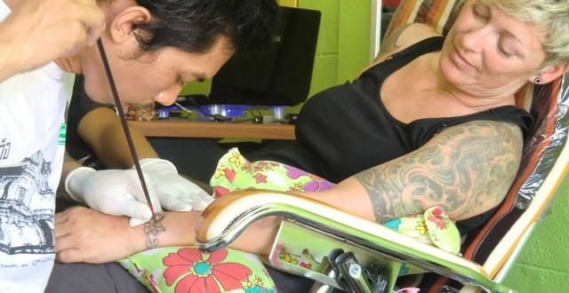 Reisebericht Bamboo Tattoo In Thailand