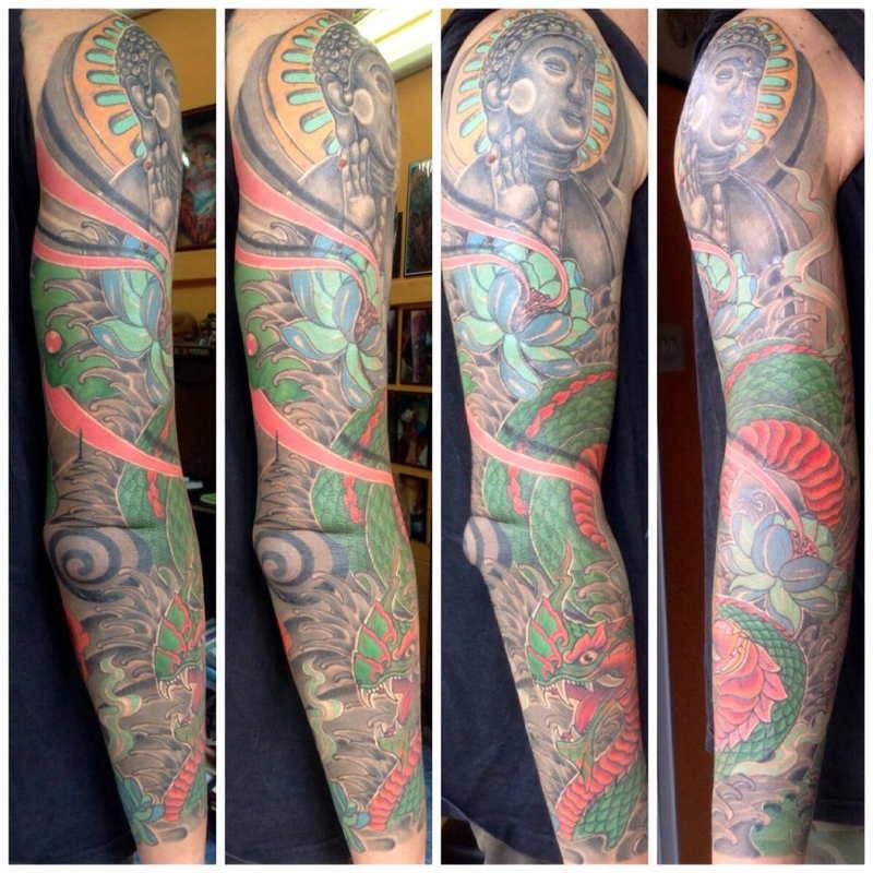 Bamboo-Tattoo-komplett-fertig