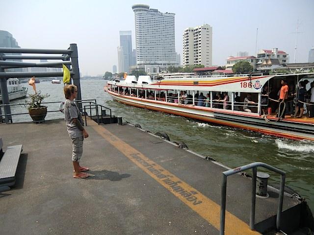 Bangkok-Faehren