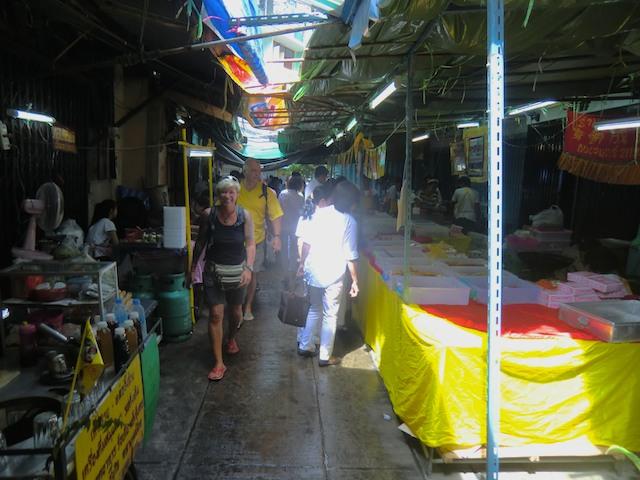 Bangkok-Maerkte