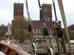 Bootsfahrt-Oslo-Rathaus-1