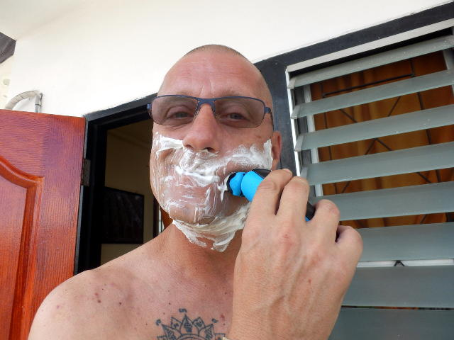 Bibo mit dem Braun WaterFlex in Chiang Mai