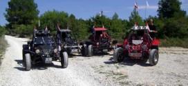 Buggy Urlaub Kroatien 2009