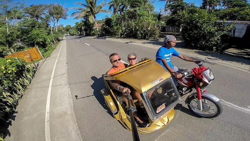 Pagudpud Tricycle Tour