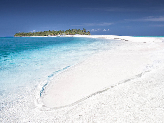 Calanggaman Insel