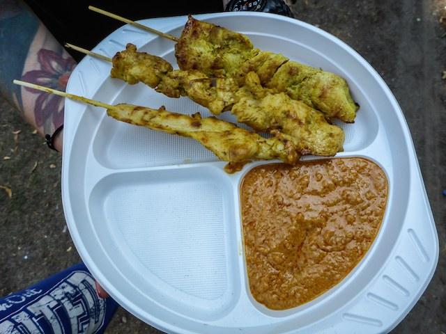 Chicken-Satai