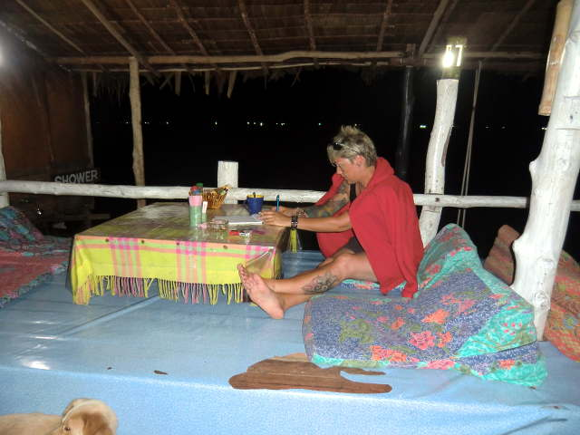 Reisebericht schreiben in Chumpon