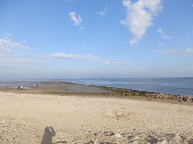 Reisebericht - Cuxhaven 2013 - Stadtrundfahrt und Besuch am Steubenhöft
