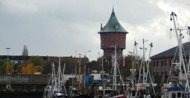 Cuxhaven 2013 - Hafenrundfahrt und Besuch der Seehundbänke 5
