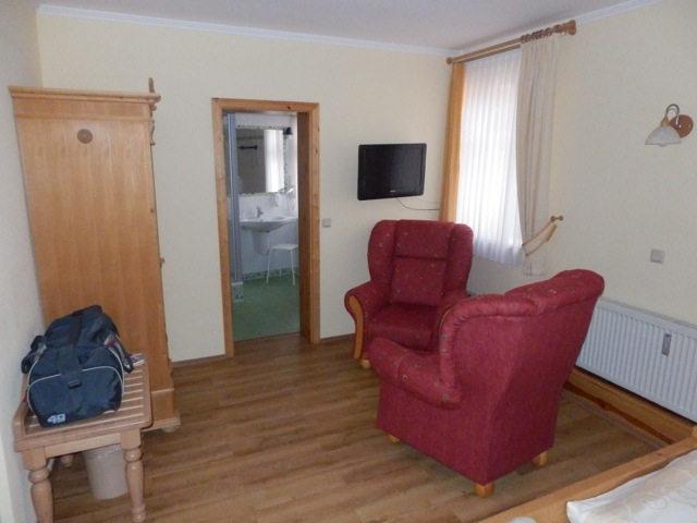 Das Zimmer 1
