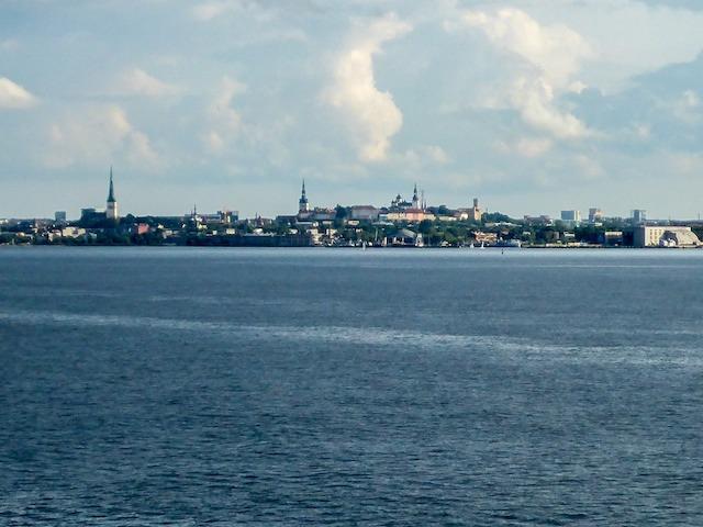 Einfahrt-Tallinn