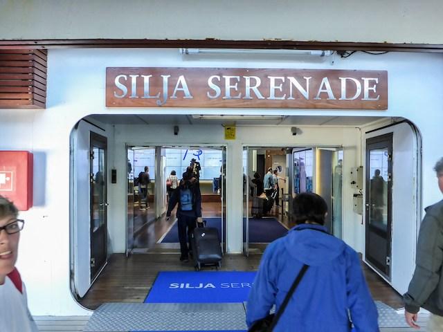 Eingang-Silja-Serenade