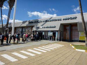 Flughafen-Windhoek