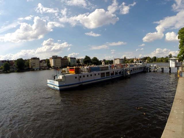Ausflugsschiff Panckow