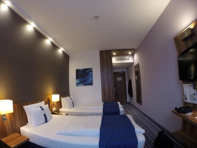 Zimmer im Holiday Inn Express Dresden City