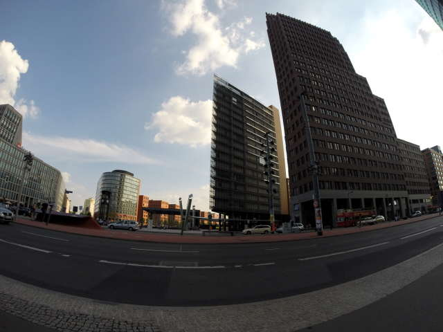 Potsdamer Platz in Berlin