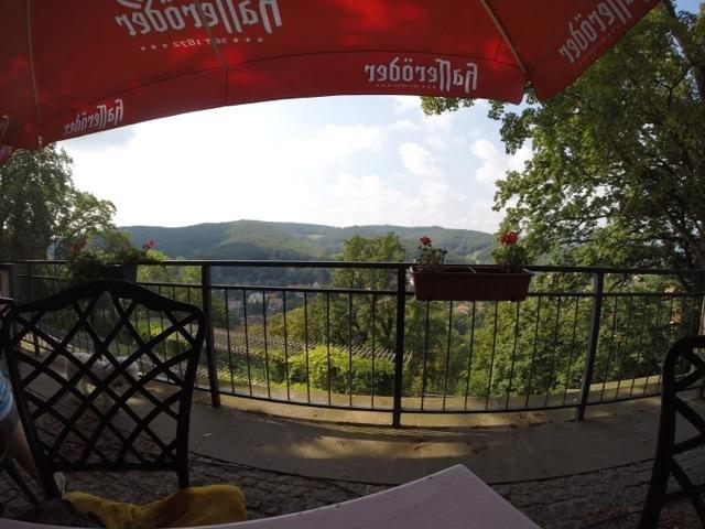 Schlossterrassen Wernigerode