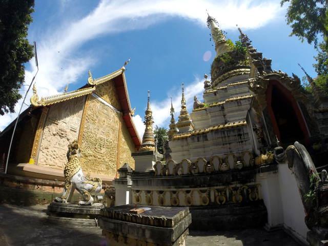 Wat Chiang Mongkol in Chiang Mai
