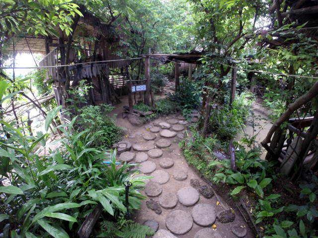 Garten vom Farmers House
